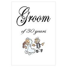 Groom of 30 Years