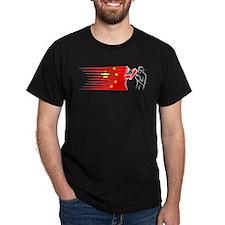 boxing - China T-Shirt
