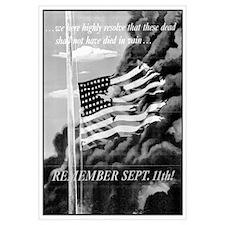 Remeber September 11th! Vintage