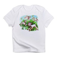 Cute Sheep Baby Lambs Infant T-Shirt
