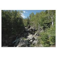 9X12 - Adirondack River 18
