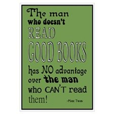 Twain Good Books Green