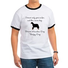 Bernese Therapy Dog T