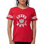 Orange T Organic Women's T-Shirt (dark)
