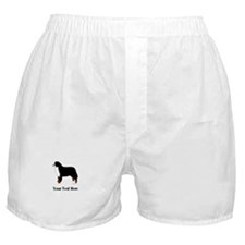 Berner - Your Text Boxer Shorts