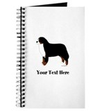 Bernese mountain dog Journals & Spiral Notebooks