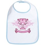 Pink Survivor Trophy Bib