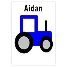 Aidan - Blue Tractor