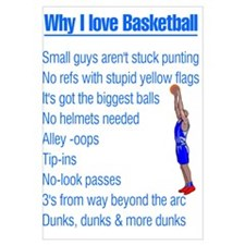 Why I Love Basketball