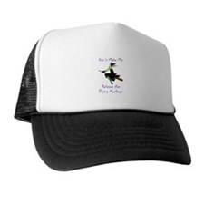 Don't Make Me Release The Flying Monkeys Trucker Hat