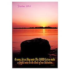 Sing Unto the Lord Print, USA