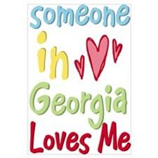 Someone in Georgia Loves Me
