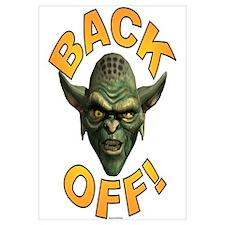 BACK OFF! ~