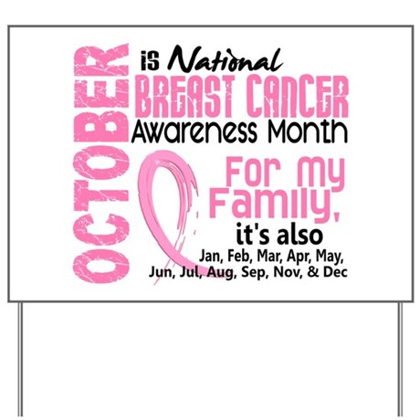 Breast Cancer Awareness Month Yard Sign By Pinkribbon01. Brown Signs. Water Conservation Signs Of Stroke. Favorite Flower Signs Of Stroke. Ice Cream Signs. Quiz Signs. Unique Signs Of Stroke. Cancer Symptoms Signs. Handicap Signs
