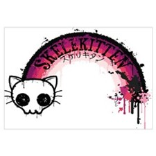 Skelekitten Rainbow