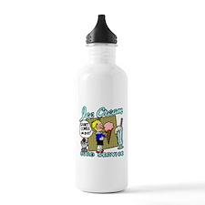 Ice Cream Water Bottle