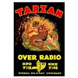 Large Tarzan Radio Show