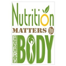 Nutrition Matters To Every BODY