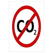 No CO2 (carbon dioxide)