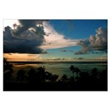Nightfall on Guam