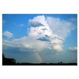RAINBOW CLOUD PYRAMID 0214