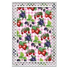 Berries and Gingham