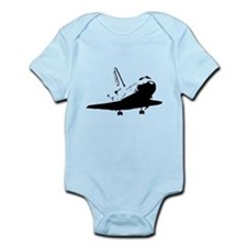 Rocket Ship Infant Bodysuit