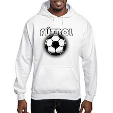 fútbol Hoodie