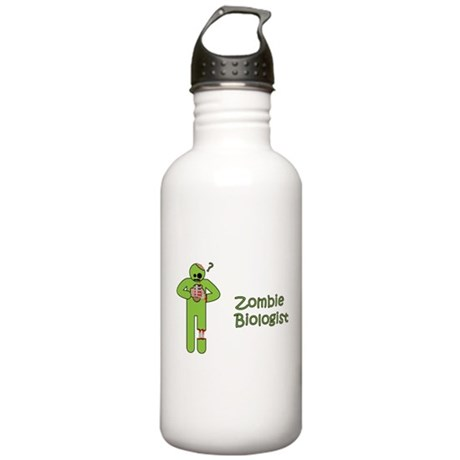 Zombie Biologist Stainless Water Bottle 1.0L