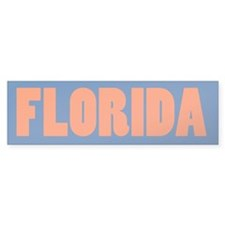 Florida Bumper Bumper Sticker