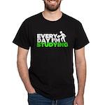 EDISc greenonblack T-Shirt