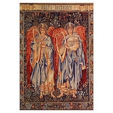 Burne-Jones Angeli Laudantes