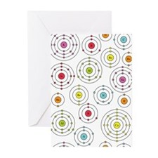 Periodic Shells Greeting Cards (Pk of 20)