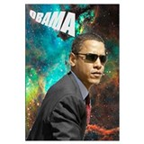 Cool African americans for obama Wall Art