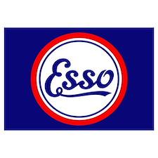 Esso Gasoline