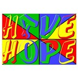 Have Hope (pop art)