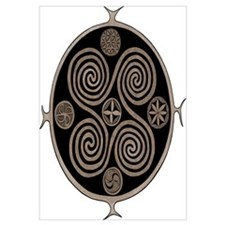 Spiral Norse Design
