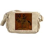 50th Birthday Messenger Bag