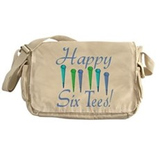 60th Birthday Messenger Bag