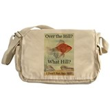 Over the Hill Messenger Bag