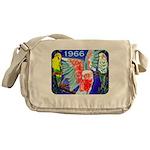 1966 Parrots Messenger Bag