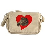 Wombat Love Messenger Bag