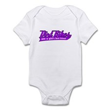 Dirt Bike GBF Baby Bodysuit