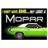 Hey Look! A Mopar - Cuda