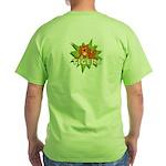 Tigers Team Green T-Shirt