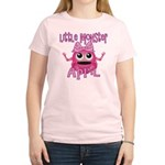 Little Monster April Women's Light T-Shirt