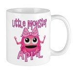Little Monster April Mug
