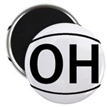 OHIO OVAL STICKERS & MORE! 2.25