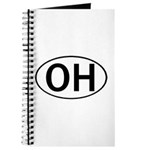 OHIO OVAL STICKERS & MORE! Journal