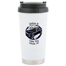 Saturn Sky Ceramic Travel Mug